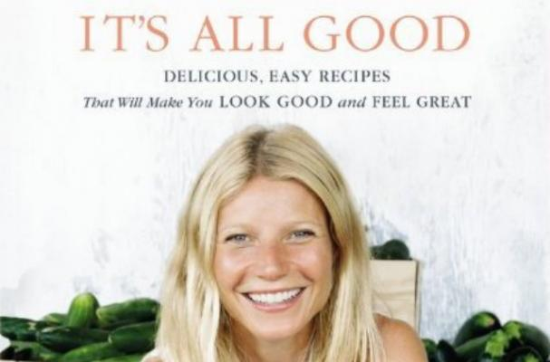 Gwyneth Paltrow to Release New Cookbook 'Its All Good'