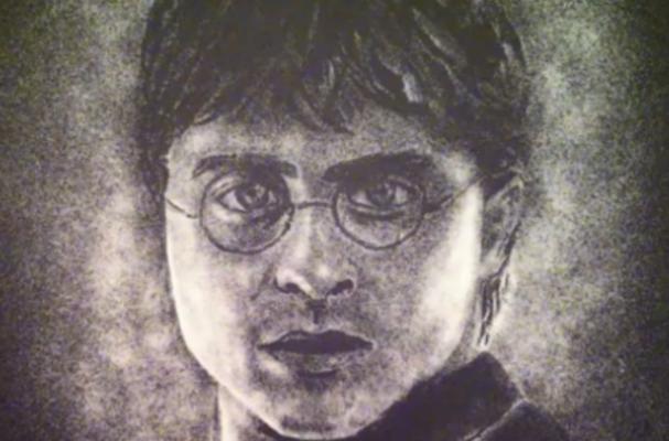 Art with Salt -- Harry Potter