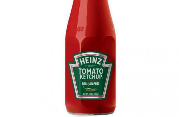 Heinz Jalapeno Ketchup