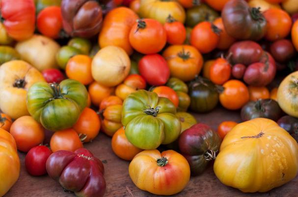 heirloom tomatoes variety