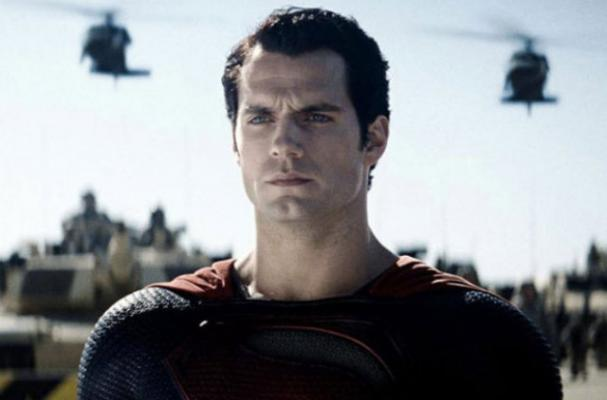 Henry Cavill Ate 5,000 Calories a Day for 'Man in Steel'