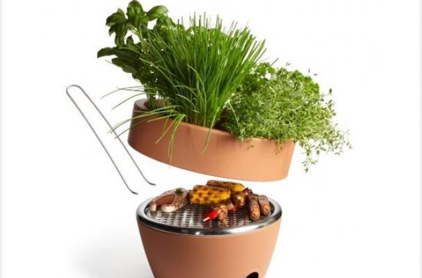 Herb Garden BBQ