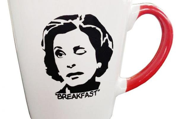 Lucille Bluth's Breakfast Mug