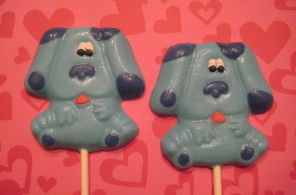 Blues Clues Lollipops
