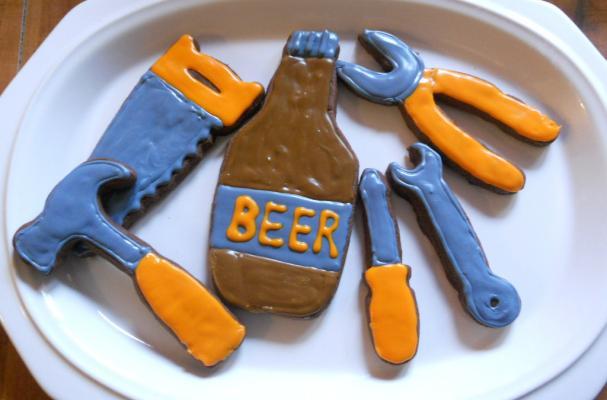Tool Time Cookies