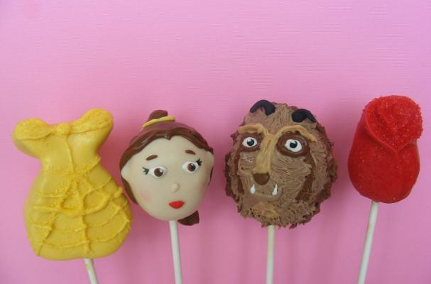 Princess Cake Pops Pinterest