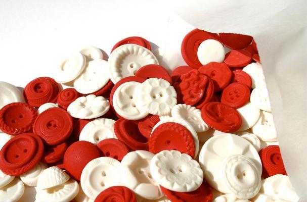 peppermint buttons