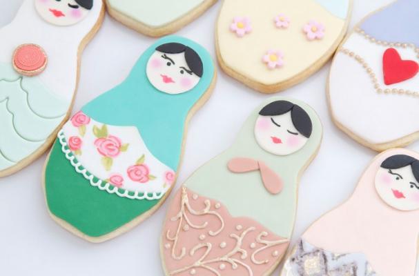 Babushka Cookies