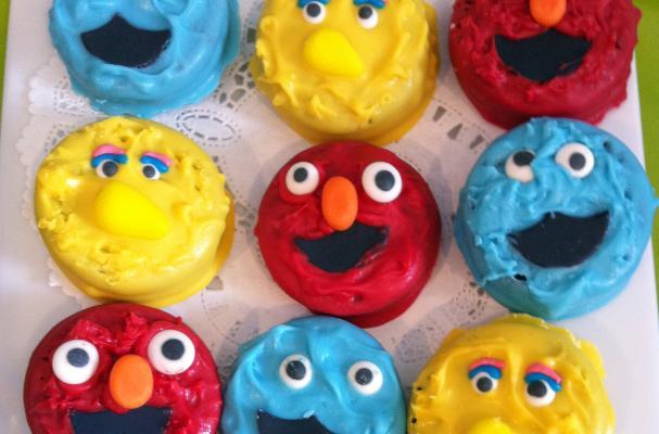 Sesame Street Oreos