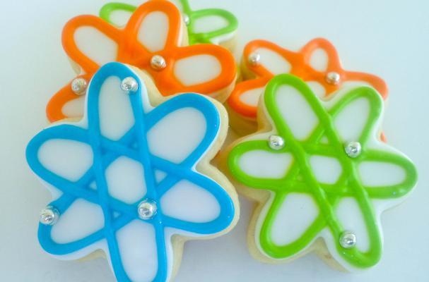 Atom Mini Cookies