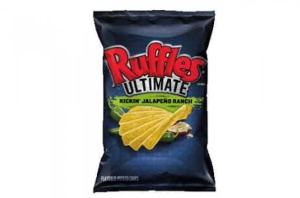 Ruffles Ultimate Chips
