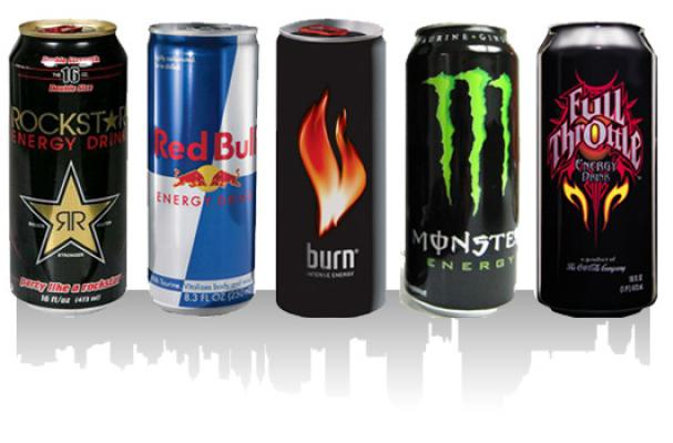 PepsiCo's Energy Drinks