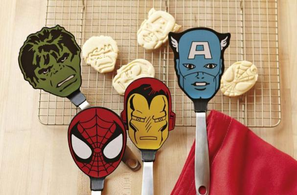 Marvel Spatulas