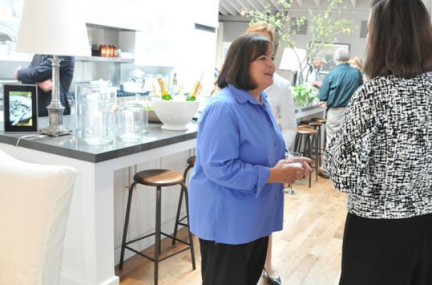 Ina Garten Weight Loss foodista | chef ina garten responds to criticism