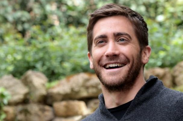 Jake Gyllenhal Teaches Inner-City Kids about Sustainable Farming and Healthy Ea