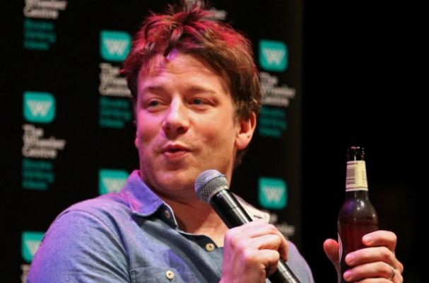 Jamie Oliver Doesn't Like Being Asked About his Weight