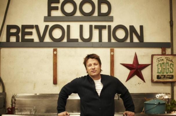 Jamie Oliver Shares Cooking Playlist