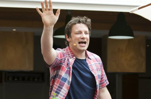 Jamie Oliver Doesn't Want to Eat Any More Genitals