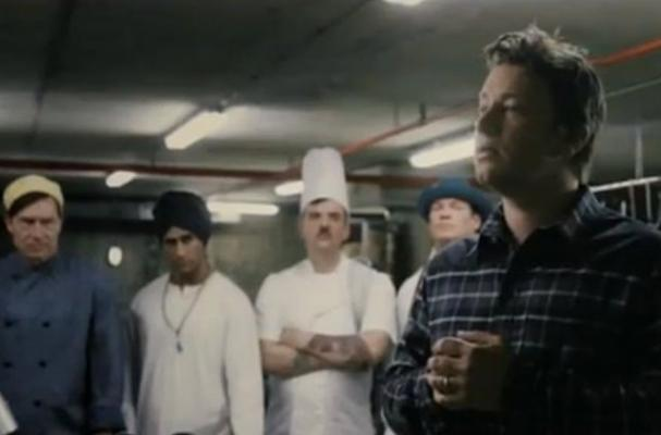Watch a Preview of Jamie Oliver's 'Food Fight Club'
