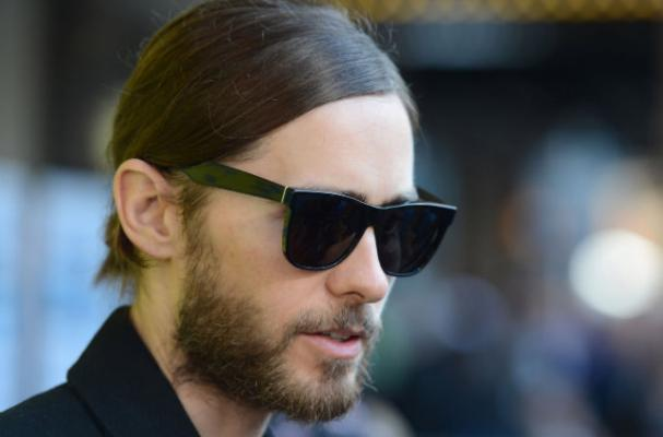 Jared Leto Talks 'Dallas Buyers Club' Diet