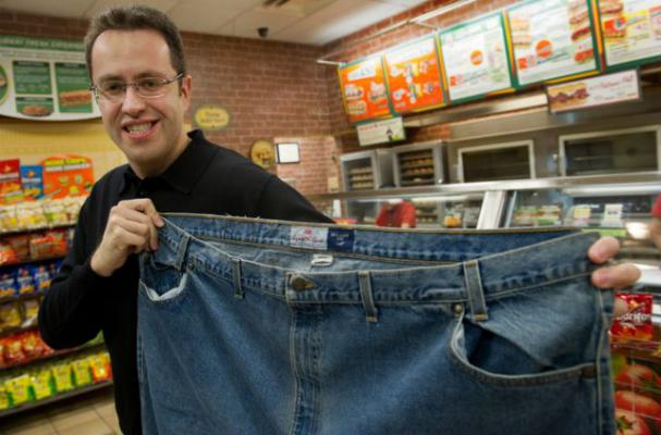 Subway's Jared Fogle Has Made $15 Million