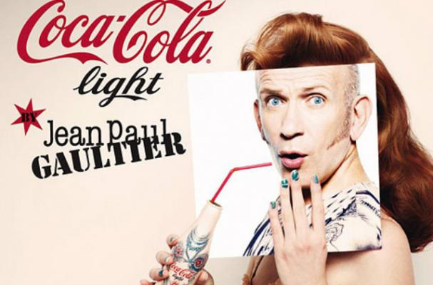 Diet Coke Releases Third Jean Paul Gautier Bottle