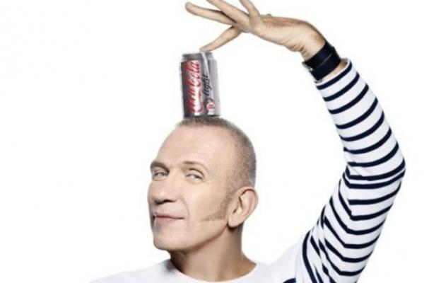 Jean Paul Gaultier Signs Deal with Diet Coke