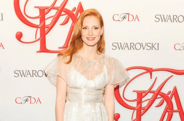 Jessica Chastain and Woody Harrelson are PETA's Sexiest Vegetarians of 2012