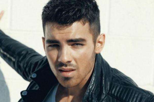 Joe Jonas visited The Chew