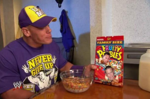John Cena Teams Up with Fruity Pebbles for Anti-Bullying Alliance