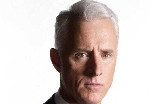 John Slattery Drinks Fake Gibsons on Set of 'Mad Men'