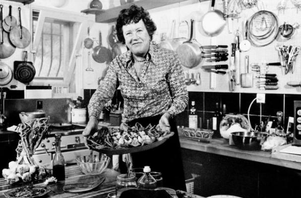 Julia Child Gets Auto-Tuned
