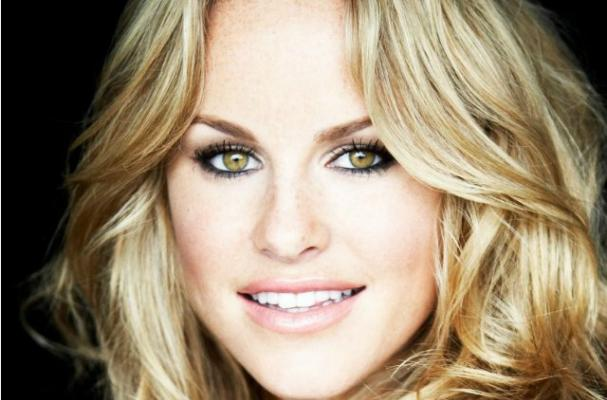 Julie Berman Wants to Stay Hydrated in the New Year