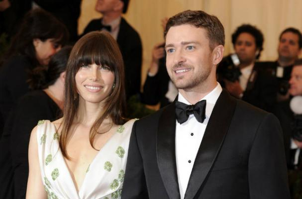 Justin Timberlake and Jessica Biel Serve Local Italian Food at Wedding