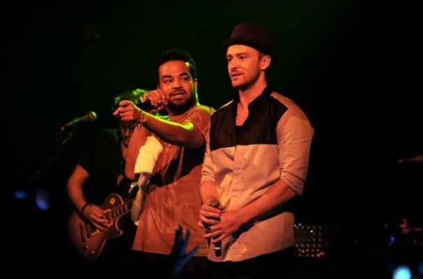 Justin Timberlake and FreeSol Performing for National 901 Day