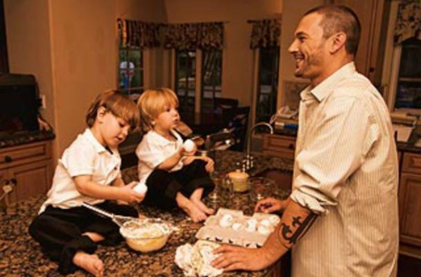 Kevin Federline Wants his Sons to Work at McDonald's