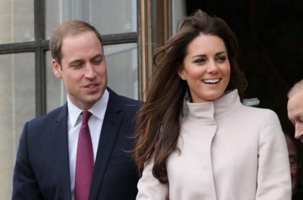 William and Kate Dine on Burgers in Cambridge