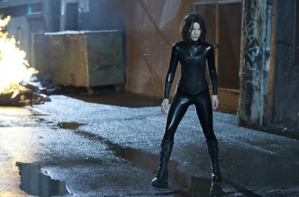Kate Beckinsale Feared she Wouldn't Fit in her 'Underworld' Catsuit
