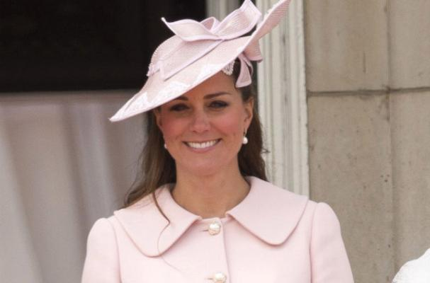 Kate Middleton Maintains Healthy Diet During Pregnancy