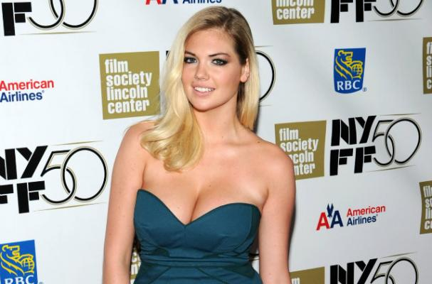 Kate Upton: 'I Don't Want to Starve Myself'