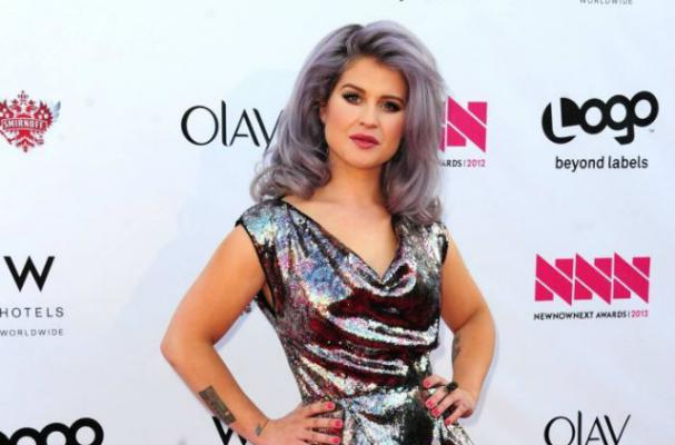 Kelly Osbourne is on the Plate Diet