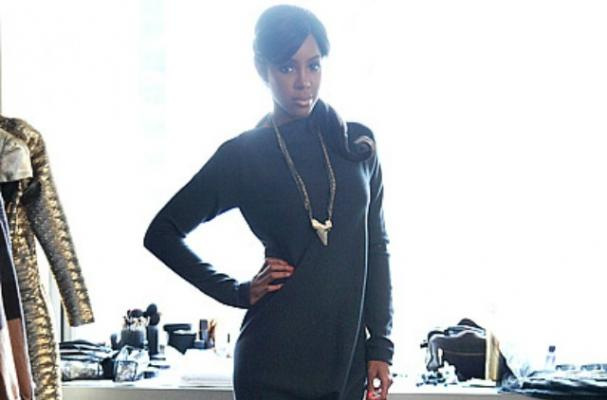 Kelly Rowland is Planning to Indulge this Holiday Season