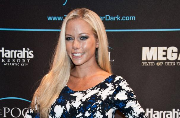 Kendra Wilkinson Promotes Snacking