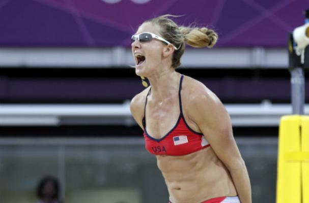 Kerri Walsh's Olympic Diet