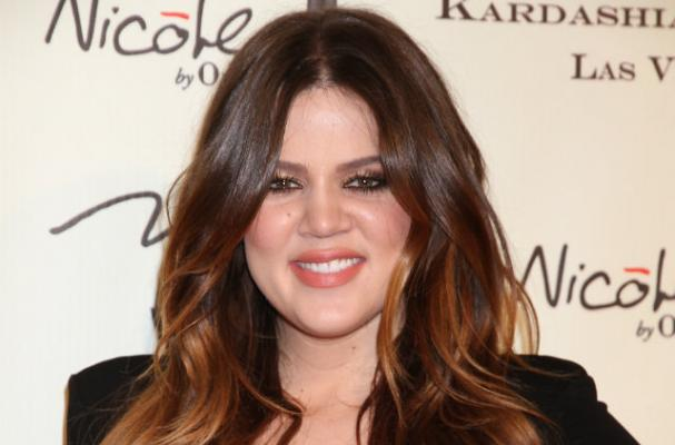 Khloe Kardashian Resists Donuts and Sticks to Healthy Diet