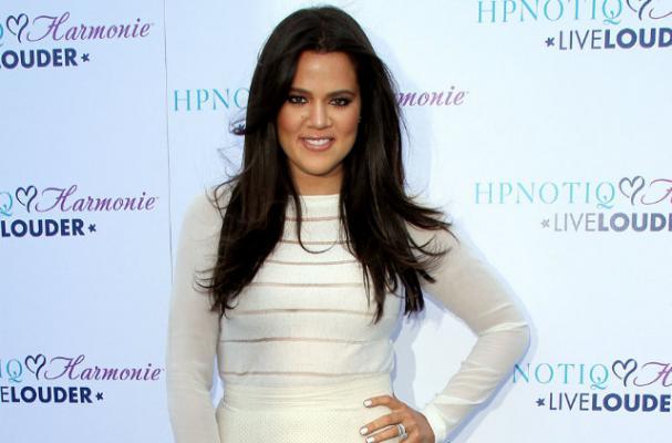 Khloe Kardashian: I Binge Eat