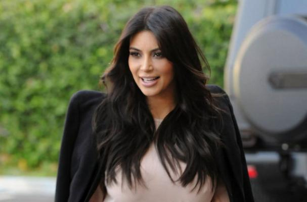 Kim Kardashian is on a Strict Pregnancy Diet