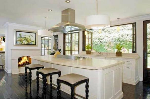 Celebrity Kitchens: Kim Kardashian