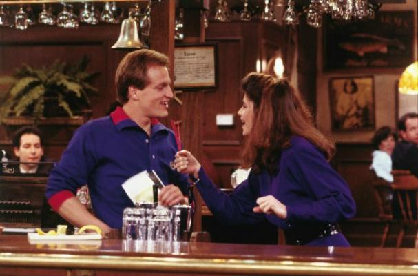 Kirstie Alley Turns Cheers into a Ballroom