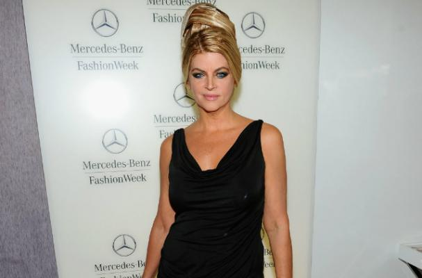 Kirstie Alley Talks Struggles With Weight